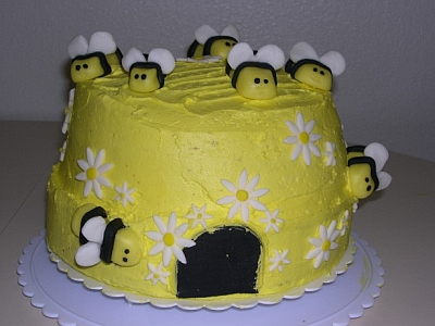 Bumble Bee Cakes Http Www Cake Decorating Corner Com