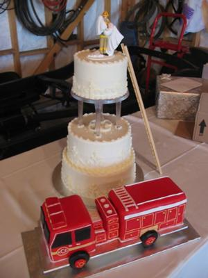Firefighter Wedding Cake Toppers Australia - 5000+ Simple Wedding Cakes