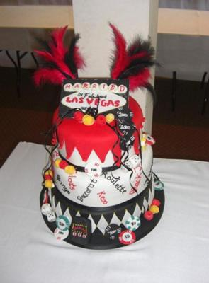 Las Vegas Wedding Cakes httpwwwcakedecoratingcornercom