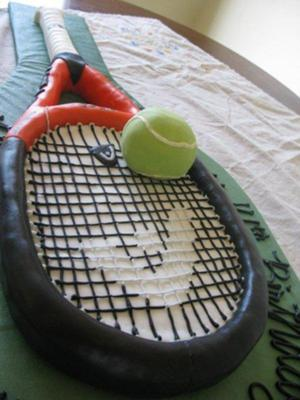 Tennis Cakes Http Www Cake Decorating Corner Com