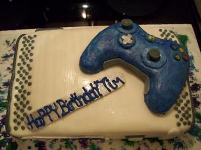 Video Game Console Cakes Http Www Cake Decorating