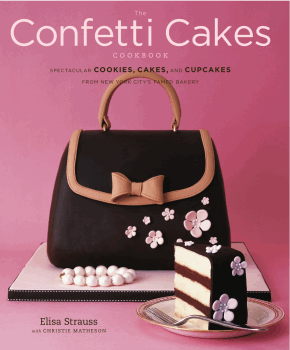 confetti cakes cookbook