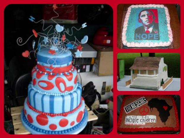 charity event cakes