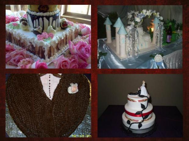 Grooms cake collection