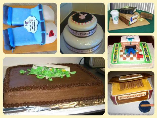 mens cakes collection