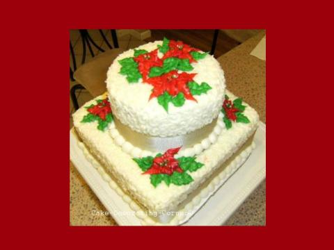 christmas cake decorating ideas - Christmas Cake Decorations