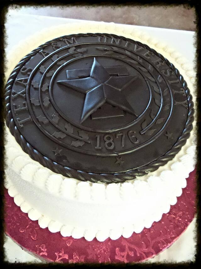 Texas A Amp M University Graduation Http Www Cake