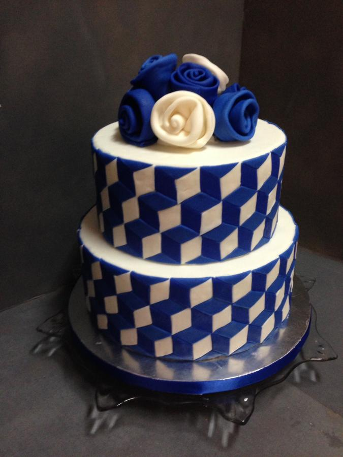 Optical Illusion Http Www Cake Decorating Corner Com