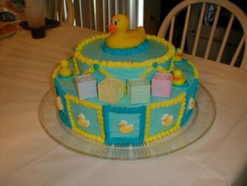 Duck Themed Baby Shower Cakes ~ Collection of duck cakes cake decorating corner